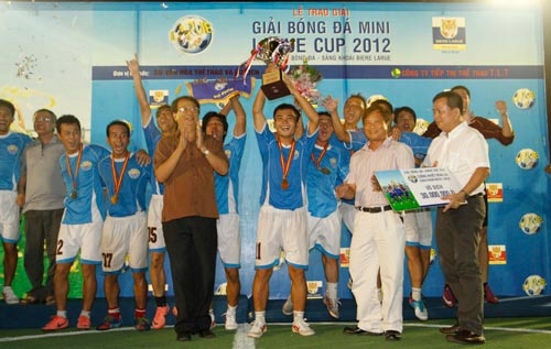 Larue Cup 2012: Khp li sn chi uy tn, Cc mn th thao khc, Th thao, 