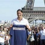 Bóng đá - PSG đón Ibrahimovic: Eiffel cũng ngả nghiêng