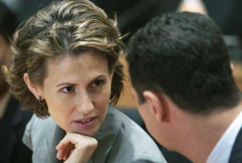Rộ tin vợ tổng thống Syria trốn sang Nga - 1