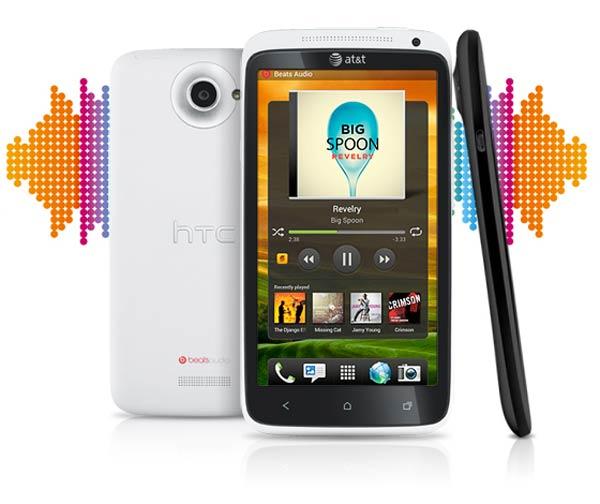 HTC One X chính hãng giảm giá cực sốc - 1