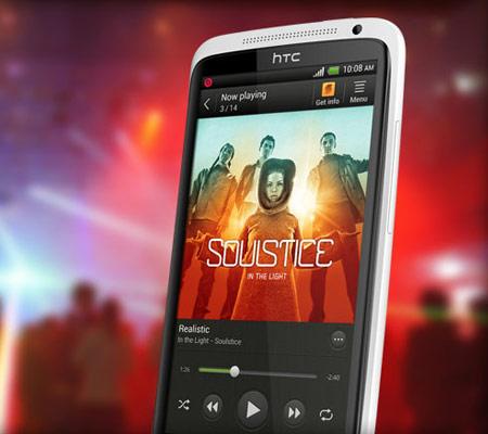HTC One X chính hãng giảm giá cực sốc - 2
