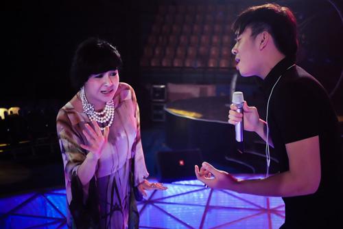 Thanh Lam say sưa hướng dẫn ca sĩ SMĐH - 12