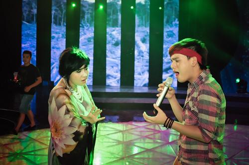Thanh Lam say sưa hướng dẫn ca sĩ SMĐH - 4