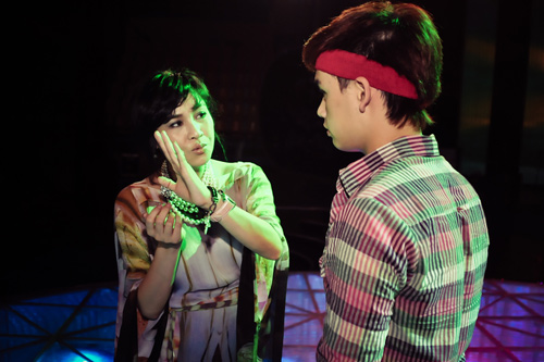 Thanh Lam say sưa hướng dẫn ca sĩ SMĐH - 5