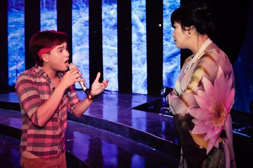 Thanh Lam say sưa hướng dẫn ca sĩ SMĐH - 6
