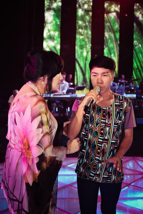 Thanh Lam say sưa hướng dẫn ca sĩ SMĐH - 13