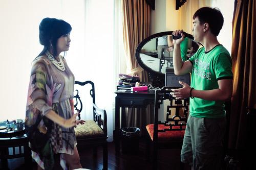 Thanh Lam say sưa hướng dẫn ca sĩ SMĐH - 3
