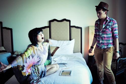 Thanh Lam say sưa hướng dẫn ca sĩ SMĐH - 8