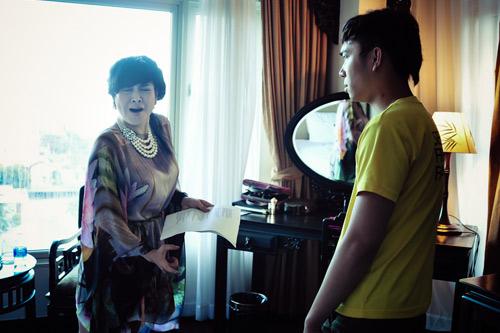 Thanh Lam say sưa hướng dẫn ca sĩ SMĐH - 9