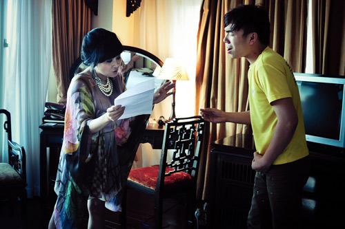 Thanh Lam say sưa hướng dẫn ca sĩ SMĐH - 10