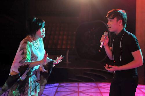 Thanh Lam say sưa hướng dẫn ca sĩ SMĐH - 11
