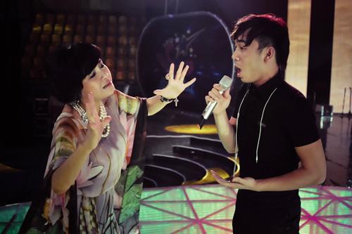 Thanh Lam say sưa hướng dẫn ca sĩ SMĐH - 1