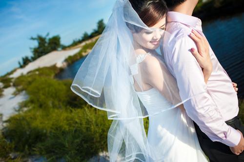 Những bức ảnh cưới tuyệt đẹp - 3