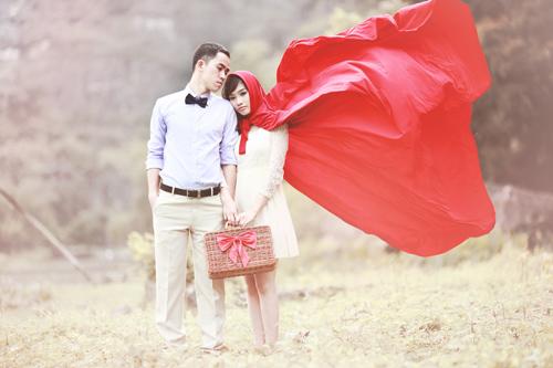 Những bức ảnh cưới tuyệt đẹp - 2