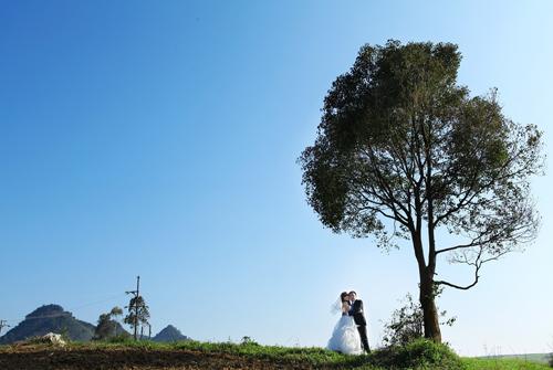 Những bức ảnh cưới tuyệt đẹp - 13