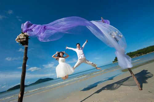 Những bức ảnh cưới tuyệt đẹp - 16