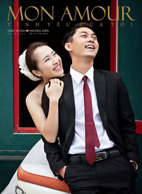 Những bức ảnh cưới tuyệt đẹp - 5