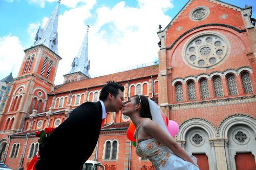 Những bức ảnh cưới tuyệt đẹp - 6