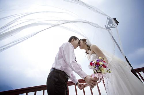 Những bức ảnh cưới tuyệt đẹp - 9