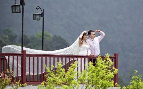 Những bức ảnh cưới tuyệt đẹp - 10