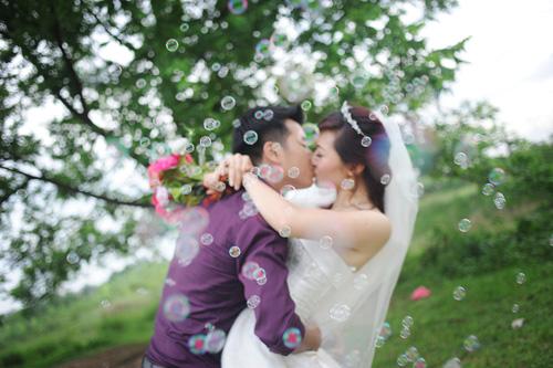Những bức ảnh cưới tuyệt đẹp - 11