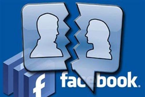Gia đình tan vỡ chỉ vì Facebook - 1