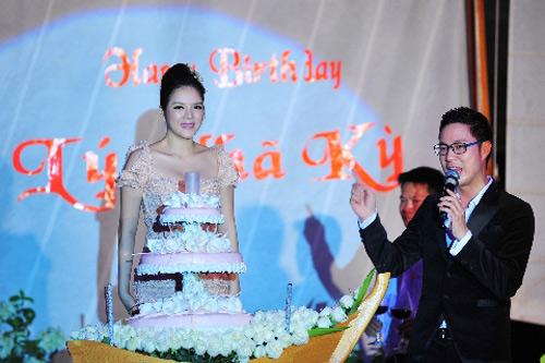 Tiệc sinh nhật xa xỉ của Lý Nhã Kỳ - 19