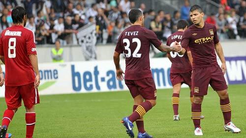 Besiktas – Man City: Chiến thắng đầu tiên - 1