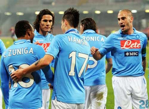 Napoli - Bayern: Mưa bàn thắng - 1
