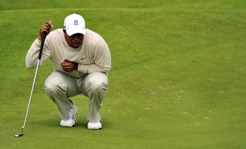 """Golf – Vòng 1 The Open: Adam Scott """"lên đồng"""" - 2"""