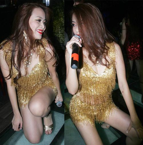 """Sao Việt """"kém văn hóa"""" với váy ngắn? - 7"""