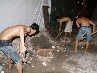 Nghề tắm mồ hôi giữa đêm khuya - 2
