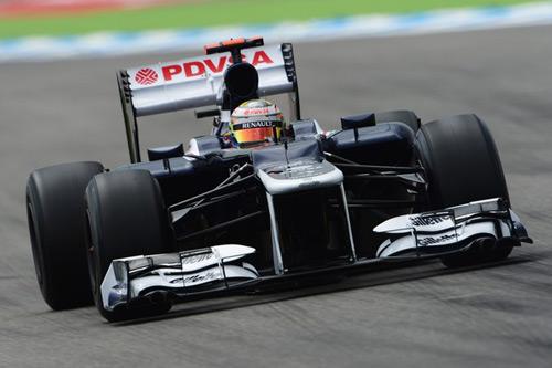 F1 - Chạy thử German GP: Button, Maldonado nhanh nhất P1, P2 - 1