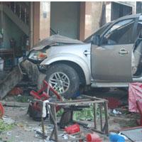 Tai nạn thảm khốc: 7 người thiệt mạng