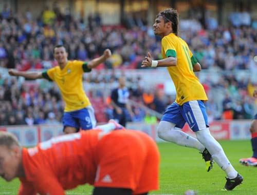 Olympic Brazil: Dáng dấp nhà vô địch - 1