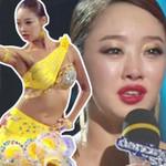Ngôi sao điện ảnh - Nữ hoàng BNHV Hàn Quốc bật khóc