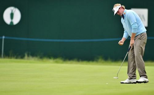 Golf – Vòng 2 The Open: Ấn tượng Tiger Woods - 2