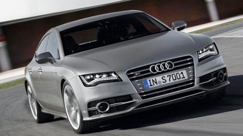 Báo giá Audi S8, S7, S6 phiên bản 2013 - 2