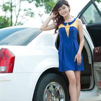Váy đầm đẹp cho mùa thu Hà Nội