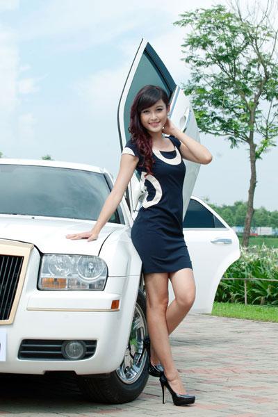 Váy đầm đẹp cho mùa thu Hà Nội - 5
