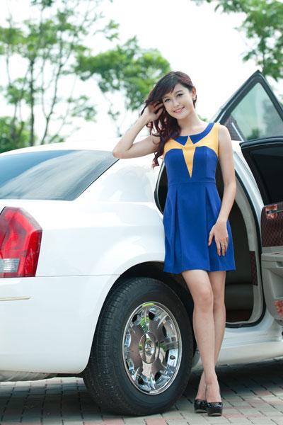 Váy đầm đẹp cho mùa thu Hà Nội - 6