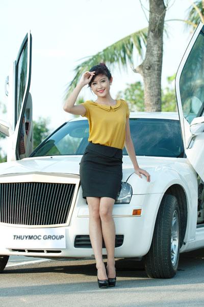 Váy đầm đẹp cho mùa thu Hà Nội - 2