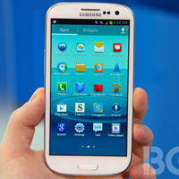 Samsung Galaxy S3 cn mc 10 triu chic