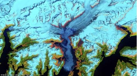 Những biến đổi của Trái đất qua ảnh vệ tinh - 10