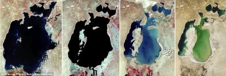 Những biến đổi của Trái đất qua ảnh vệ tinh - 4