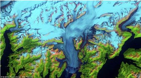 Những biến đổi của Trái đất qua ảnh vệ tinh - 8