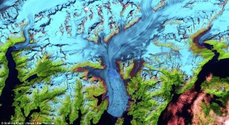 Những biến đổi của Trái đất qua ảnh vệ tinh - 9