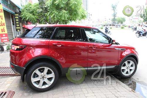 HOT: Tuấn Hưng tậu Range Rover bạc tỉ - 5