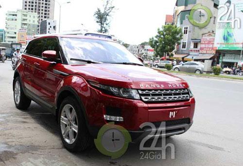 HOT: Tuấn Hưng tậu Range Rover bạc tỉ - 6