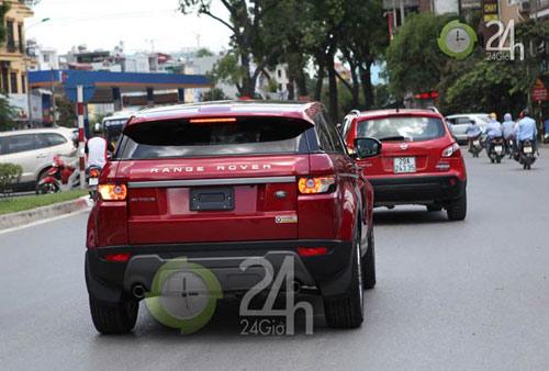 HOT: Tuấn Hưng tậu Range Rover bạc tỉ - 8